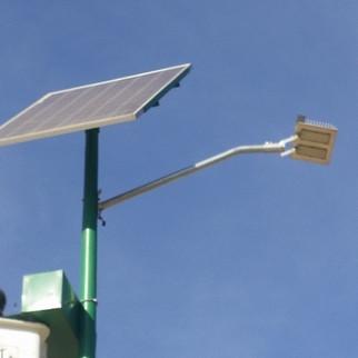 Sistema de panel solar
