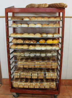 Selection of Bread