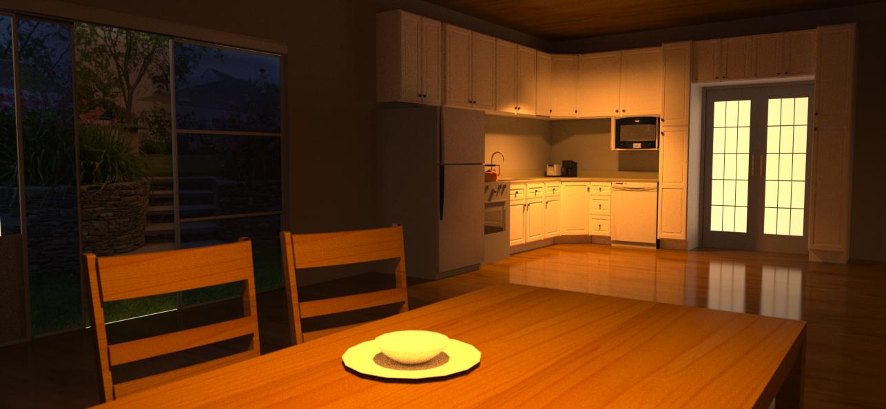 Full kitchen classic