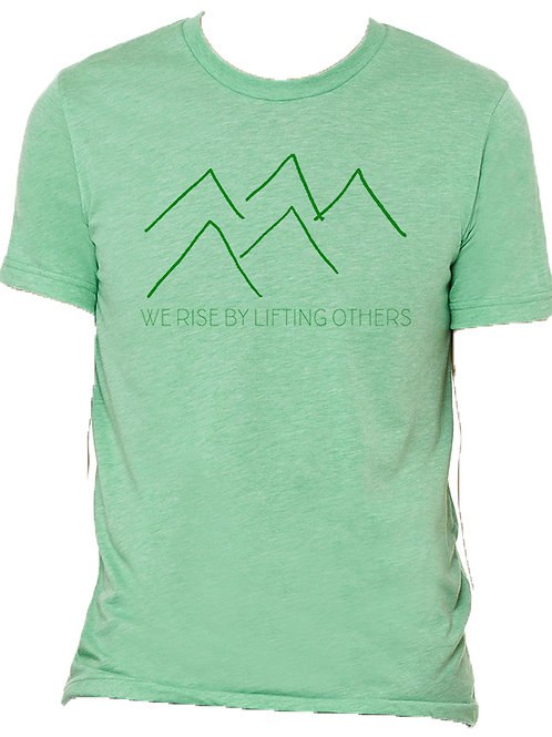 Men's and Teen's WE RISE Tee