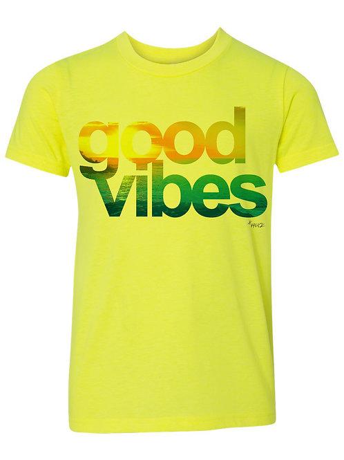 Boy's GOOD VIBES T-Shirt