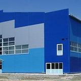 Металлоконструкции произвдственные здания