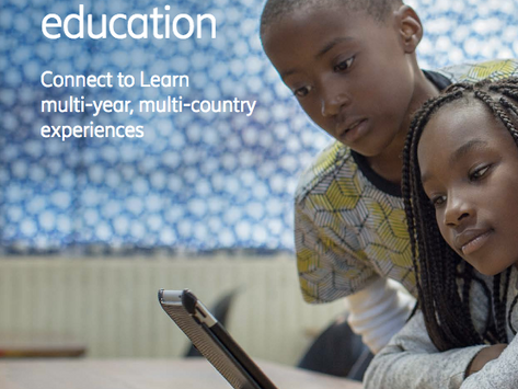 Connect To Learn releases new report on leveraging ICT for quality education & gender equality