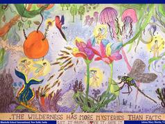 Student artwork by ADONA MARY MARTIN