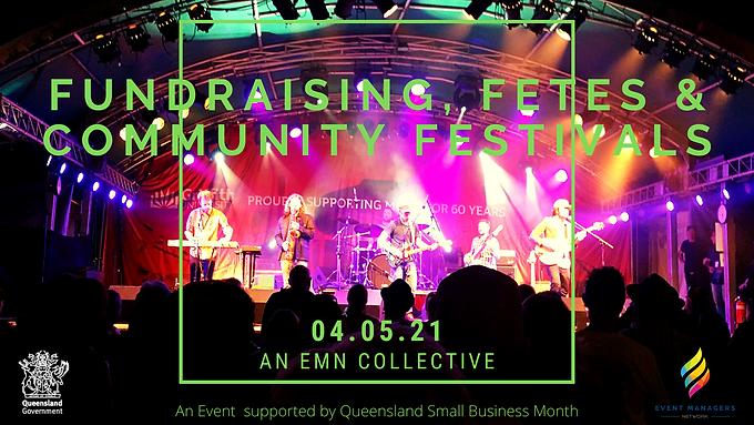 Fundraising, Fetes & Community Festivals Copy