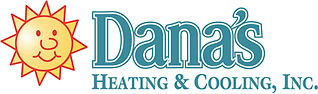 Dana's Heating and Cooling logo