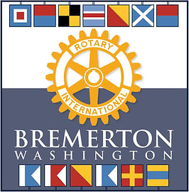 Bremerton Rotary logo
