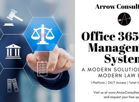 Office 365 Case Management System