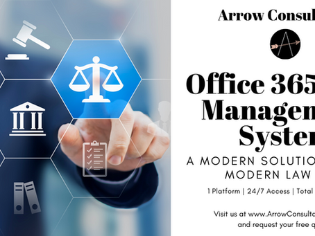 Office 365 Case Management System