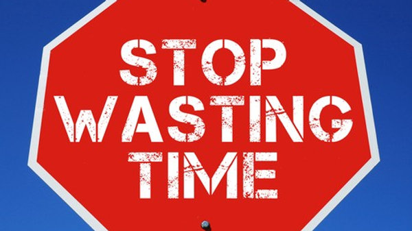 Action Not Procrastination