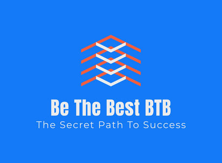 How To Be The Best.