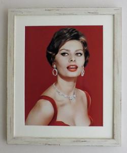 Framed_Hollywood_Movie_Sophia_Loren_Portrait_Print