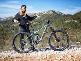 Du changement pour 2018 : nouveau vélo #MARIN BIKE