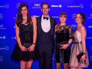 Les LAUREUS World Sports Awards avec IWC Schaffhausen