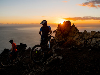 Photoshoot ION BIKE 2020 collection - La Palma 🔥☀️🌋