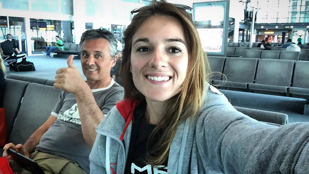 Avec mon Papa