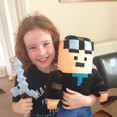 minecraft own character