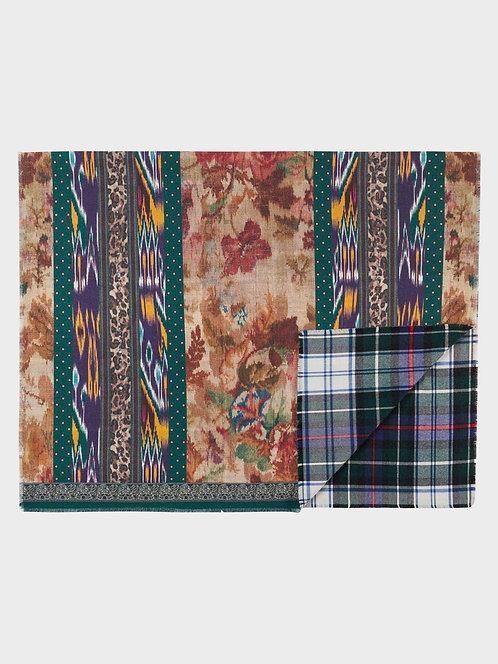 Plaid Reverse Blanket
