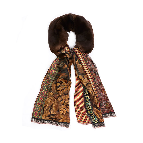 FANORY-065X190S - Scarf