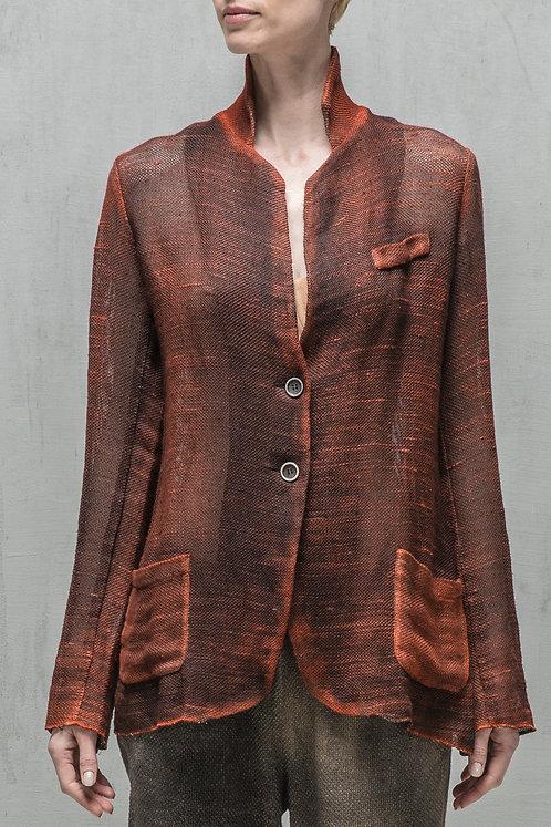Light weight linen jacket