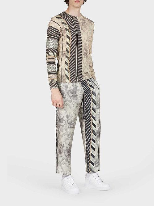 Wool Silk Cashmere Sweater