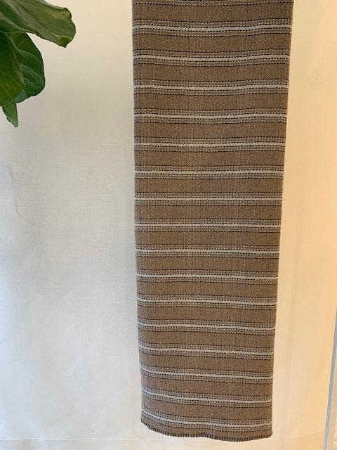Striped Cashmere Balnket