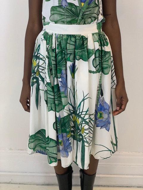 Mid princess skirt