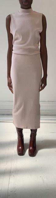 Long Side Slit Skirt