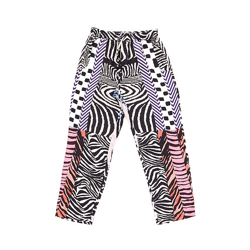 ALOE/S-PT10959 - Silk Pajama Pants