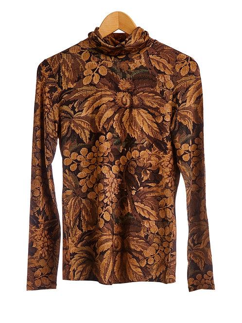 SASSONIA/S-DO10978 - Turtleneck sweater