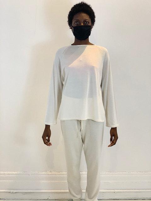 Full Sleeve Silk Top