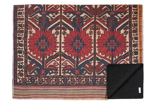 PANCAKE/SW-130X190S - Geometric Print Blanket