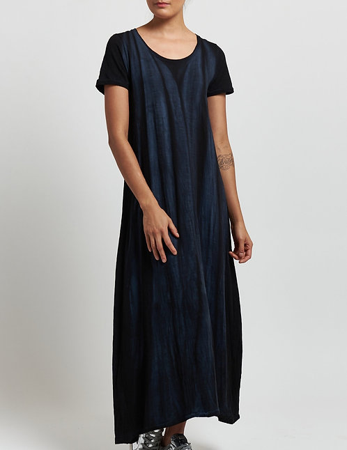 A line short sleeve monoprix dress