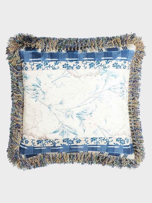Plaid Reverse Pillow