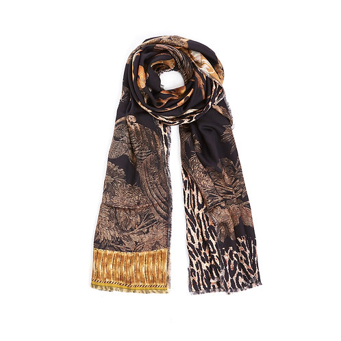 FANCY/2S-065X190S - Scarf