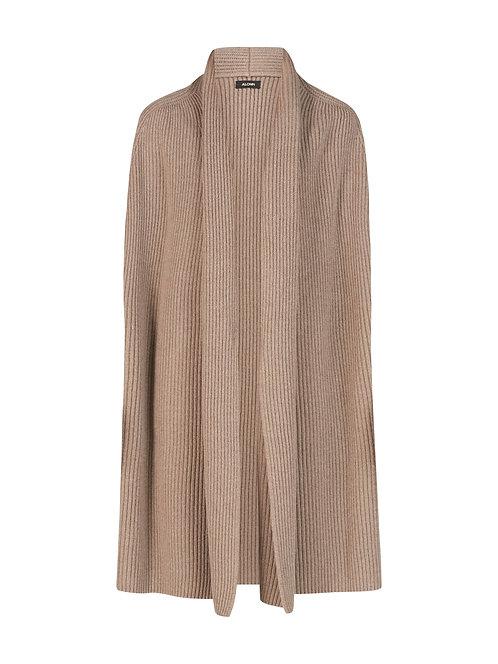 Long Sweater Cape