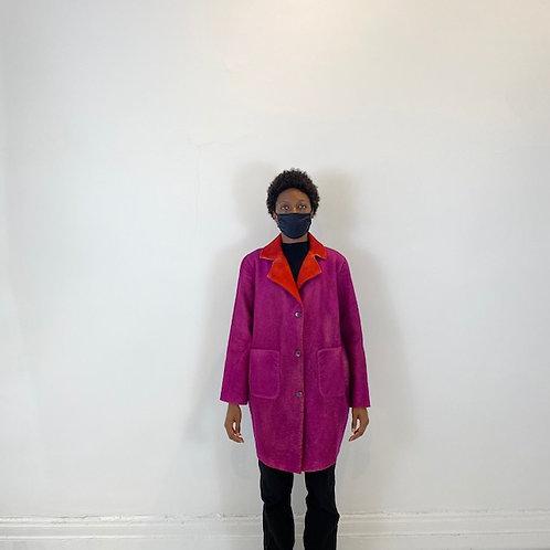 Double Dyed Coat