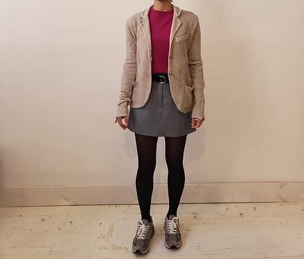 Pocket Knitted Blazer