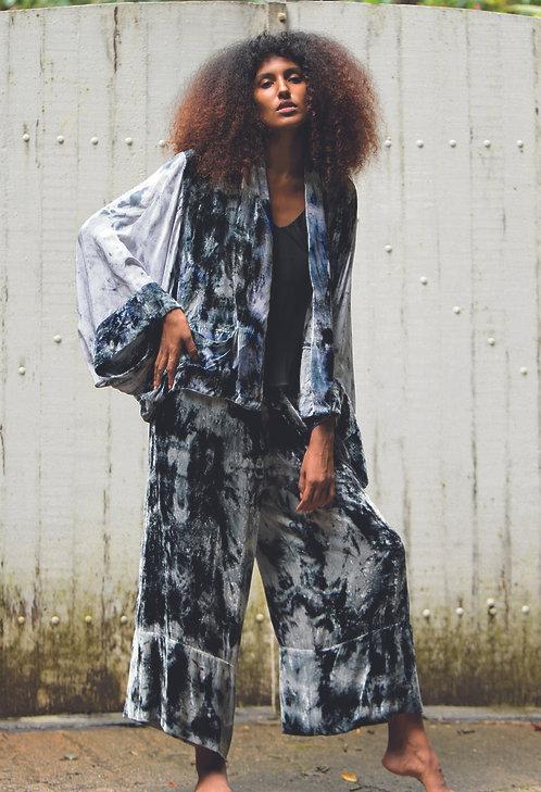 Kimono croissant style