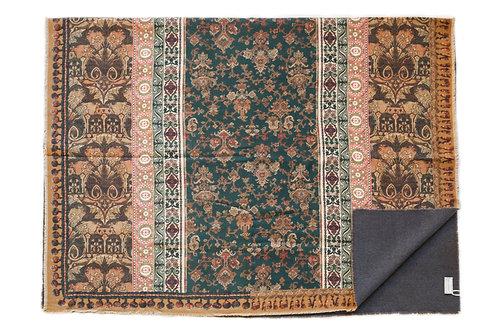PANCAKE/SW-130X190S - Vintage Floral Print Blanket