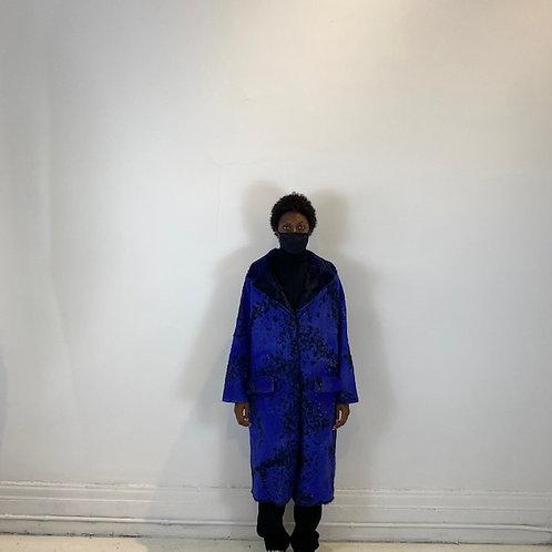 Wool Fur Coat