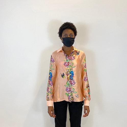 Classic Shirt in silk