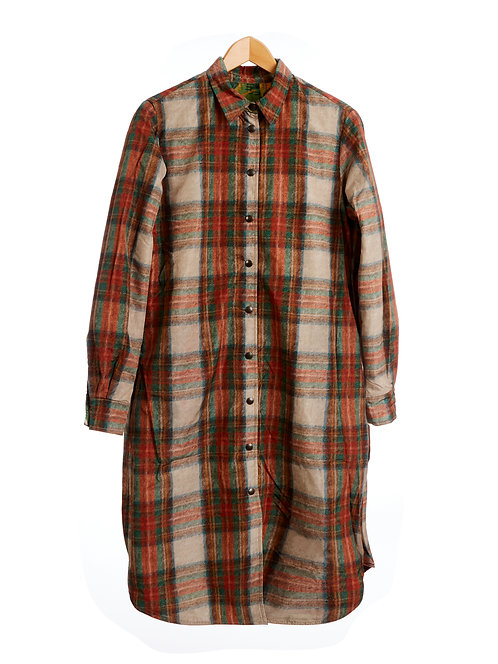 INTEGMOS-IMP10974 - Long windbreaker jacket