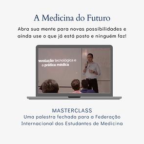 profissão médica medicina do futuro