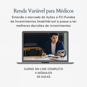 profissão médica renda variável para méd