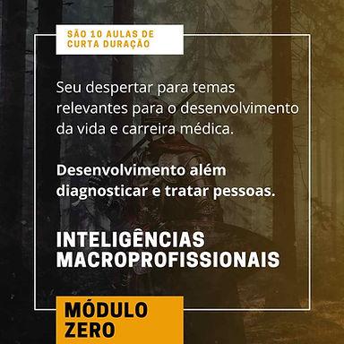 módulo ZERO IFM Médicos Daniel Coriola
