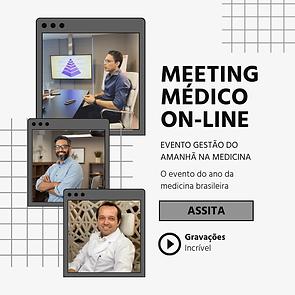 profissão médica meeting médico