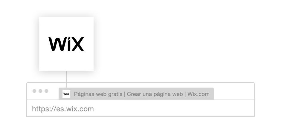 Favicon de Wix.com