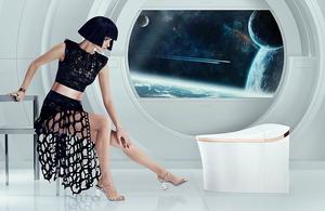 Fotografía de moda futurista Steven Popovich