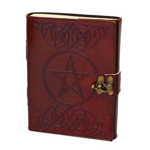 BOOK OF SHADOWS -PAGAN STAR